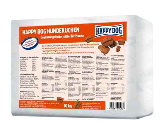 HappyDog Dentalkex 10 kg