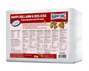 HappyDog Lamm&Riskex 10 kg