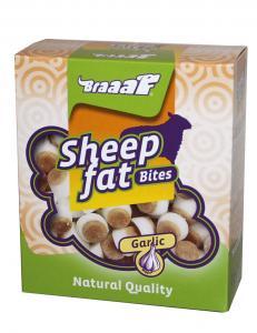 Sheep Fat Bites with Garlic 300g