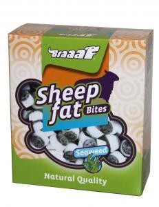 Sheep Fat Bites with Seaweed