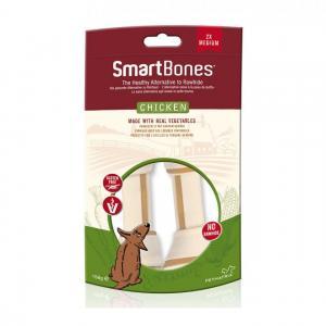 SmartBones chicken Medium 2-pack