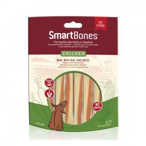 SmartBones Chicken sticks 10-pack