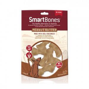 SmartBones Peanutbutter mini 8-pack