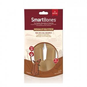 SmartBones Peanutbutter Medium 2-pack