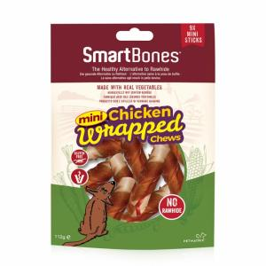 SmartBones Chicken wrapped Mini sticks 9-pack