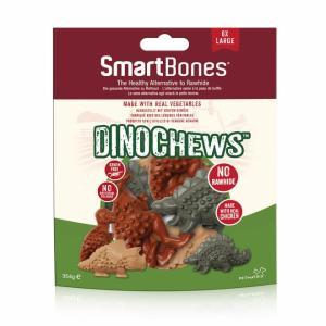 SmartBones Chicken Dinos Large 6-pack