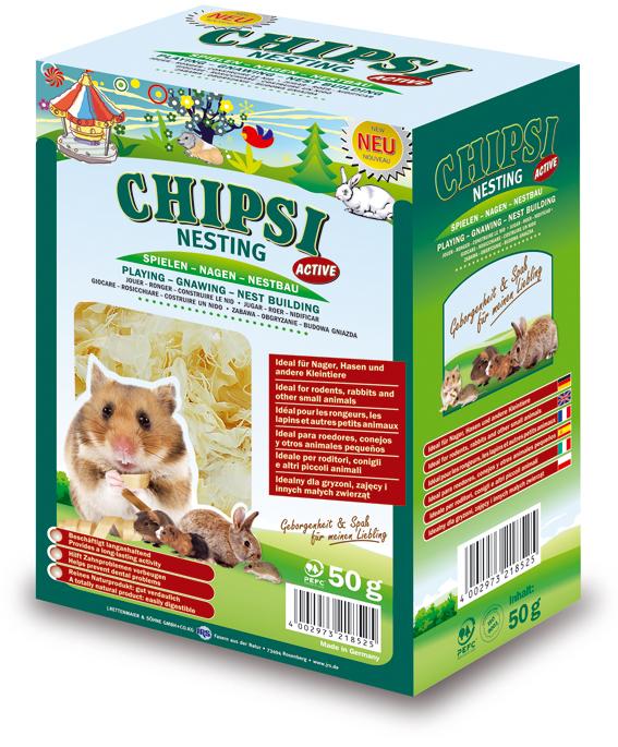 Chipsi Nesting Active 50 g