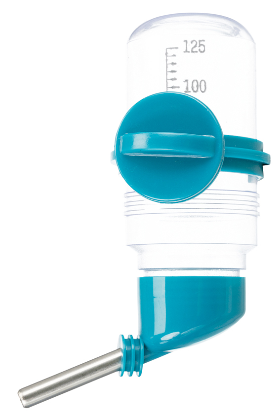 Vattenflaska med skruvfäste, 125 ml