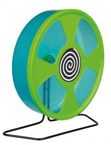 Hamsterhjul, plast ø 28 cm