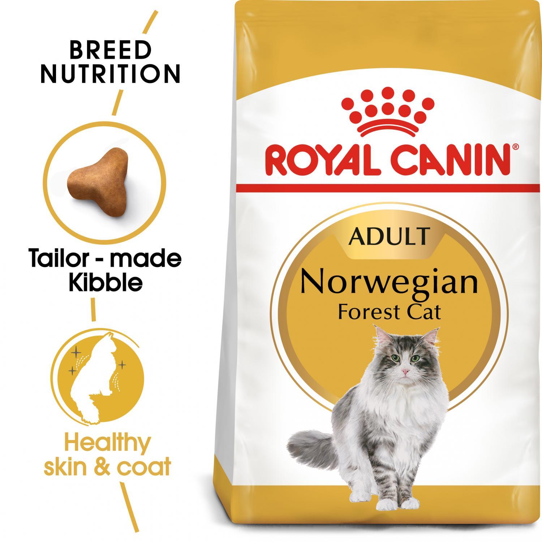 Norwegian Forest Cat Adult 400 g
