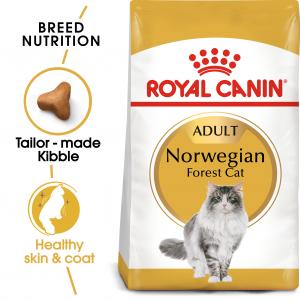 Norwegian Forest Cat Adult 400 g