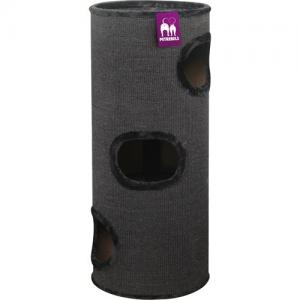 Cat tower Dome 110 Black