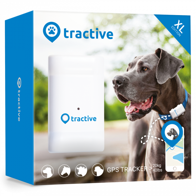 Tractive GPS Pet Tracker XL