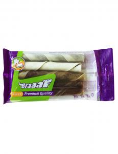 Braaaf Twisted Roll 5 st per förpackning (100 g)