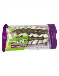 Braaaf Twisted Double 3 st per förpackning (60 g)