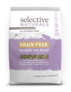 Selective Guinea Pig Grain Free 1,5 kg