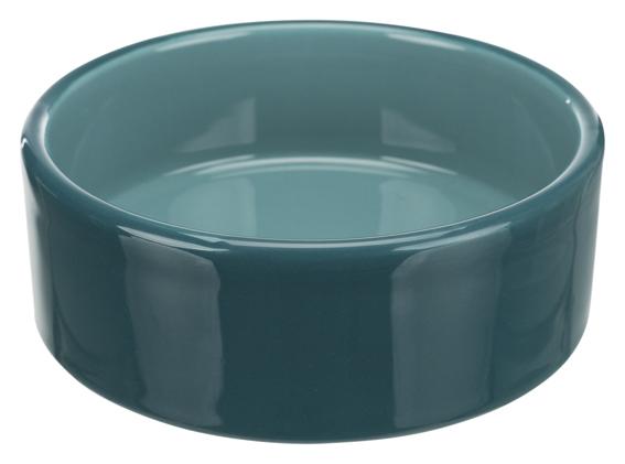 Keramikskål,0.8 l/ø 16 cm, turkos
