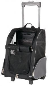 Transp.väska/ryggsäck Elegance på hjul 36x50x27 cm