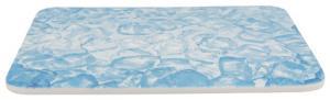 Kylplatta för kanin/marsvin 28 × 20 cm, blå