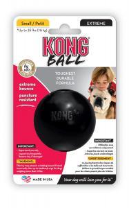 KONG Ball Extreme ø ca6,3 cm, S Svart