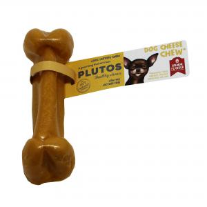 Hundtugg Plutos Cheese Small Salmon 9,5cm