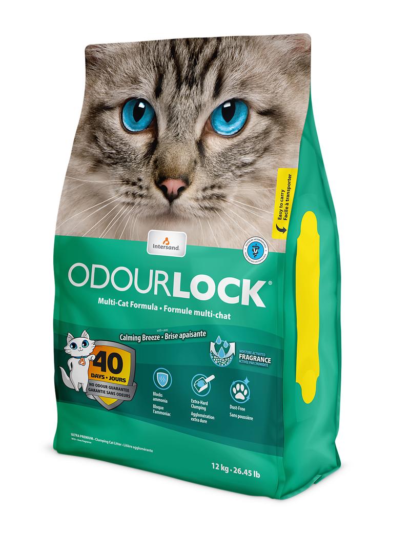 Odour Lock Calming Breeze 12kg