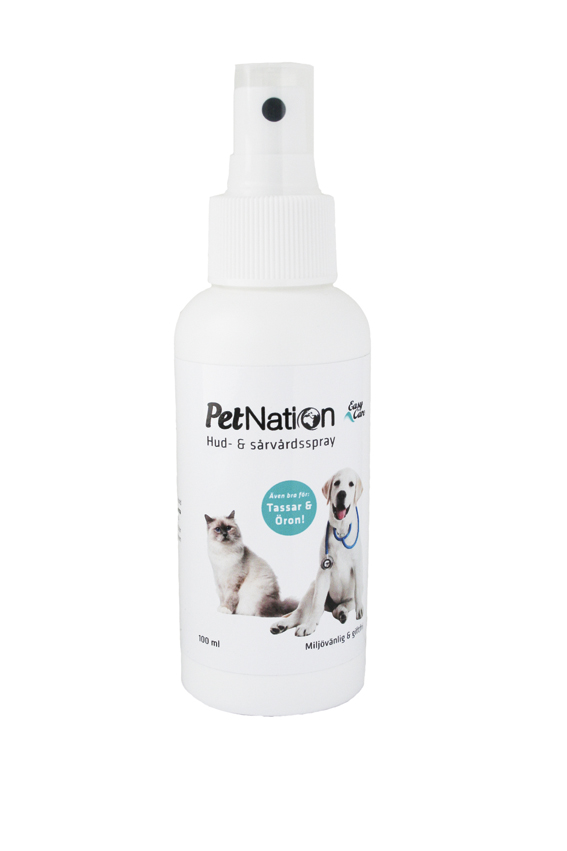 Hud/sår/öronspray PetNation Easy Care 100 ml