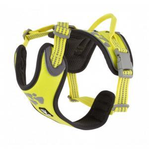 Hurtta Weekend Warrior Sele 60-80 Neon lemon