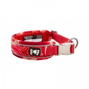 Hurtta Weekend Warrior Halsband 45-55 Coral camo