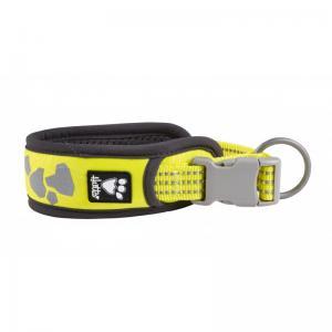 Hurtta Weekend Warrior Halsband 55-65 Neon lemon