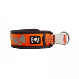 Hurtta Weekend Warrior Halsband55-65 Neon orange