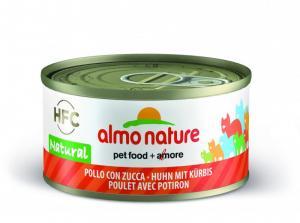 Almo Nature HFC Natural kyckling och pumpa 70g
