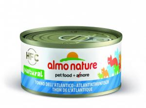 Almo Nature HFC Natural tonfisk från Atlanten 70g