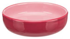 Kattskål för kortnosiga, keramik,0.3 l/ø 15 cm