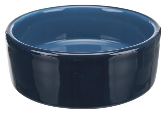 Keramikskål,0.3 l/ø 12 cm, mörkblå