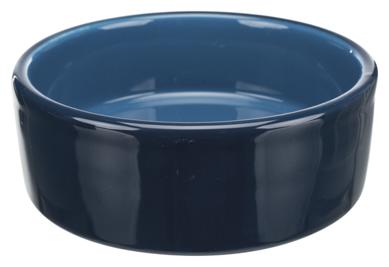 Keramikskål,1.4 l/ø 20 cm, mörkblå