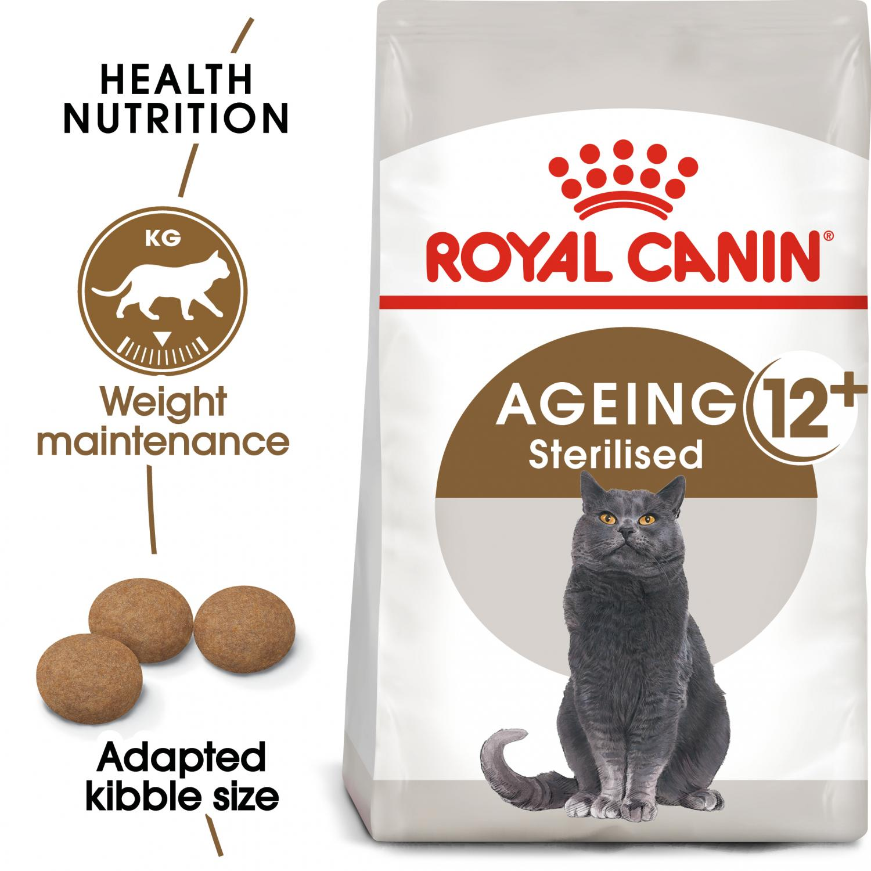 Ageing Sterilised 12+ 4 kg