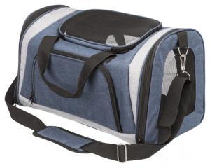 Sean transportväska,26 × 28 × 45 cm, blå/grå