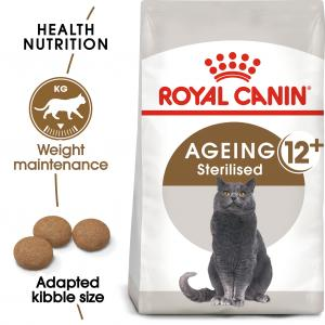 Ageing Sterilised 12+ 2 kg