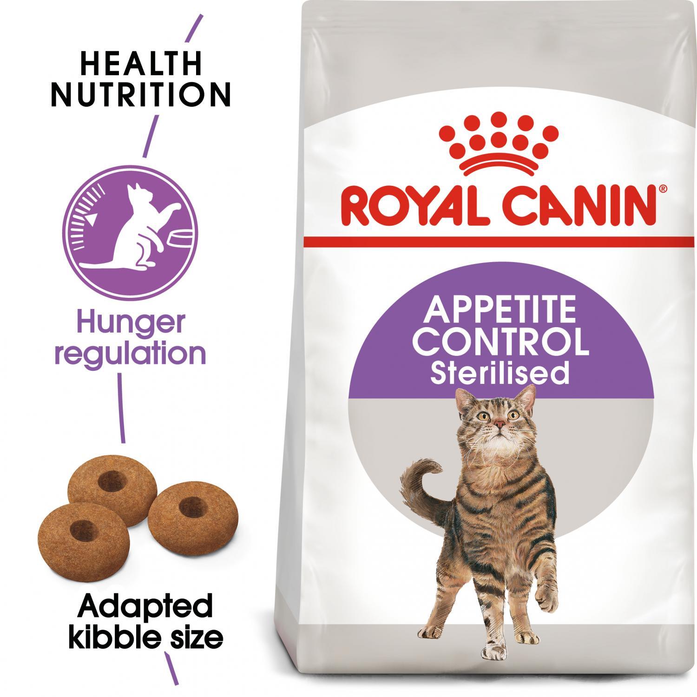 Appetite Control Sterilised 4 kg