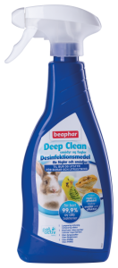 Beaphar Deep Clean Rodent 500 ml