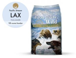 Taste of the Wild Pacific Stream, Lax 13 kg