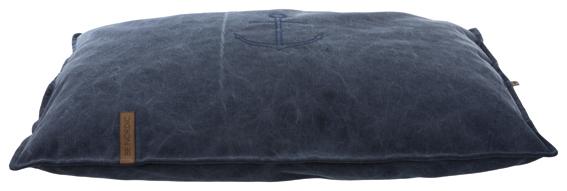 BE NORDIC dyna Föhr,90 × 65 cm, mörkblå