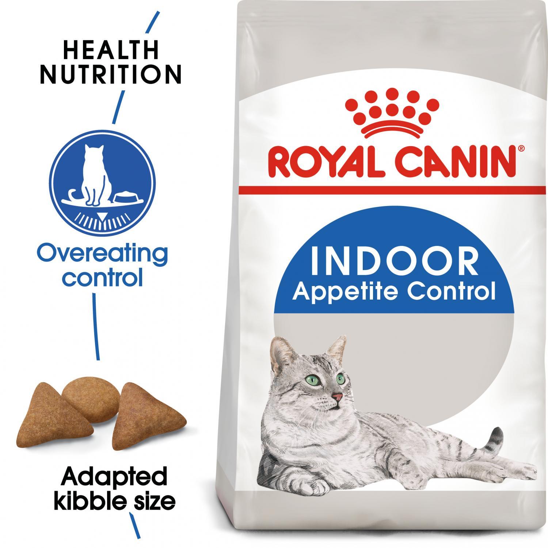 Indoor Appetite Control 400 g