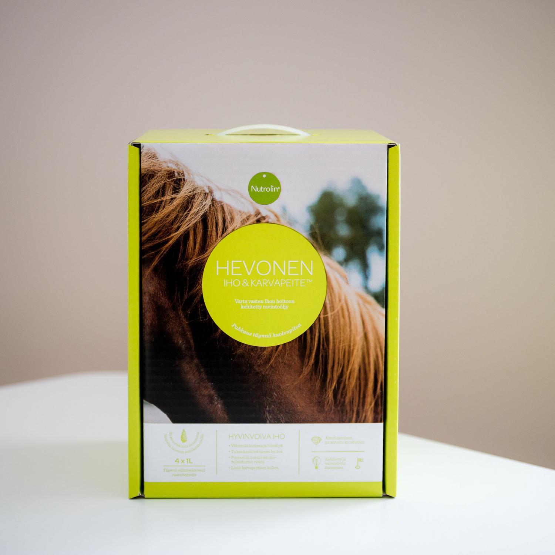 Nutrolin Horse & Skin 4000ml
