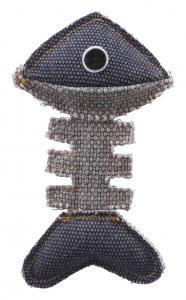 BE NORDIC fiskben, polyester/bomull,13 cm