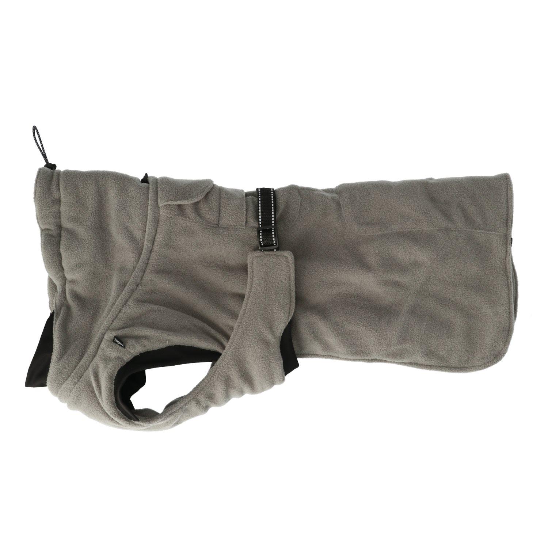 Fleecetäcke Dezzi grå 60cm