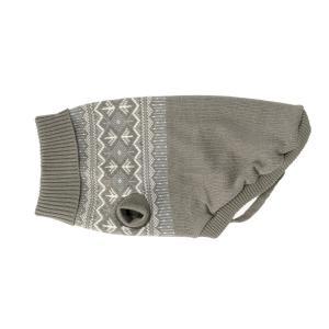 Tröja Iselin grå 20cm
