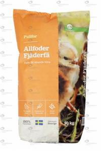 Allfoder Fjäderfä 10kg Lantmännen