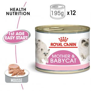 FHN Mother & Babycat 195 g